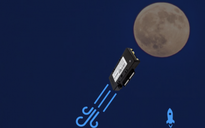 """Our CTO says """"Redtail travels to the moon & back, several times a day"""" …"""