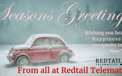 Seasons Greetings from Redtail Telematics